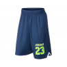 Jordan Rise 4 Short Bleu
