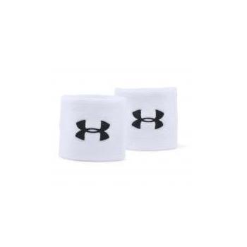 UA Perf Wristband Blanc