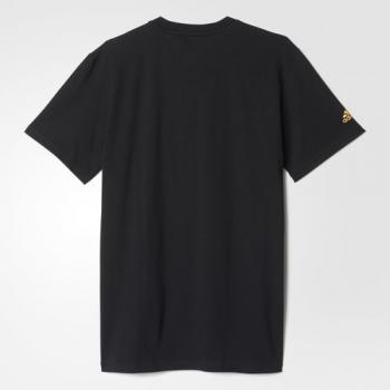 Adidas Tee-Shirt D-Rose Noir