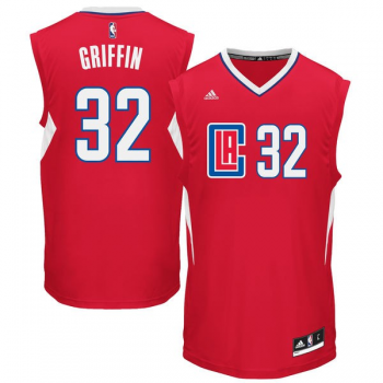 Adidas Maillot Replica 2016 Blake GRIFFIN Rouge