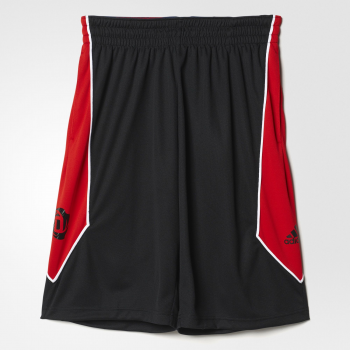 Adidas Short Rose 773 Noir/Rouge