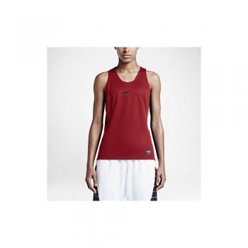 Nike Debardeur Femme Elite Rouge