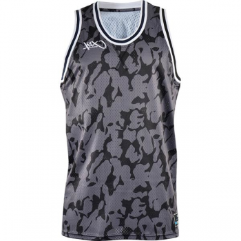 K1X Double X Jersey Homme Camo