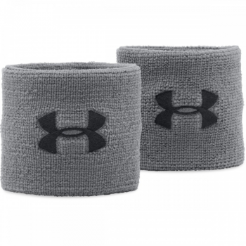 UA Perf Wristband Gris