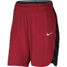 Nike Short Femme Elite Rouge