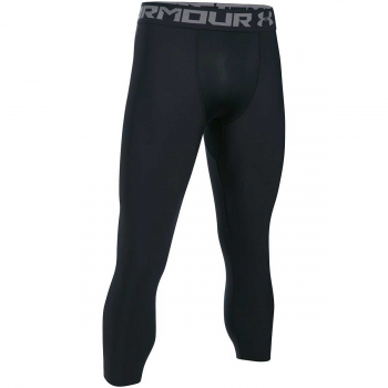 UNDER ARMOUR 3/4 LEGGING Noir