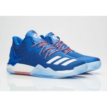 D Low Adidas Rose 7 Bleu lFKJ1c