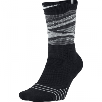 Chaussettes Nike Elite Versatility Black/Cool Grey