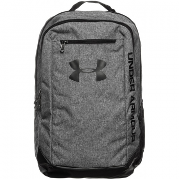 Under Armour Sac A Dos Hustle Gris/Noir