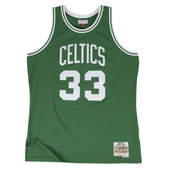 MAILLOT NBA LARRY BIRD BOSTON CELTICS 1985-86 SWINGMAN MITCHELL&NESS
