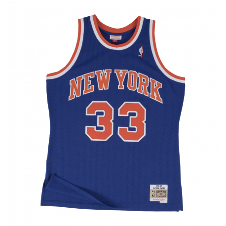 SWINGMAN NBA PATRICK EWING NY KNICKS MITCHELL&NESS
