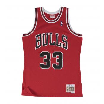 SWINGMAN NBA SCOTTIE PIPPEN BULLS MITCHELL&NESS