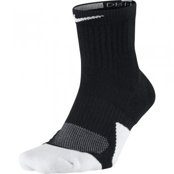 Nike Chaussettes Elite 1.5 Mid Noir