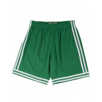 Short Swingman Boston Celtics Vert Mitchell & Ness