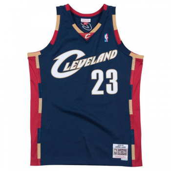 SWINGMAN NBA Lebron James Cavaliers Navy MITCHELL&NESS