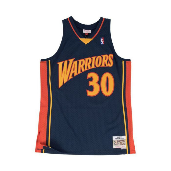 SWINGMAN NBA Stephen Curry WARRIORS Navy MITCHELL&NESS