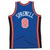 SWINGMAN NBA LATRELL SPREWELL NY KNICKS MITCHELL&NESS