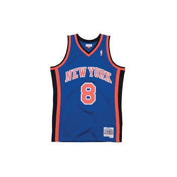SWINGMAN NBA LATRELL SPREWELL NY KNICKS MITCHELL&NESS