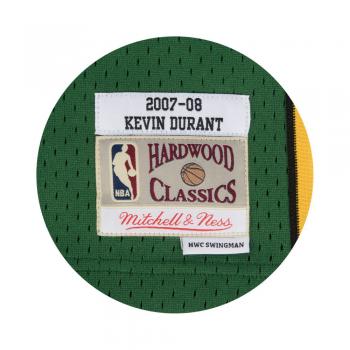 SWINGMAN NBA KEVIN DURANT SONICS MITCHELL&NESS
