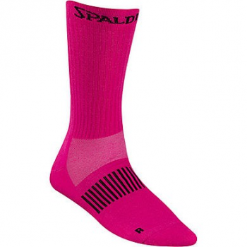 Spalding Chaussettes Mid Cut Rose