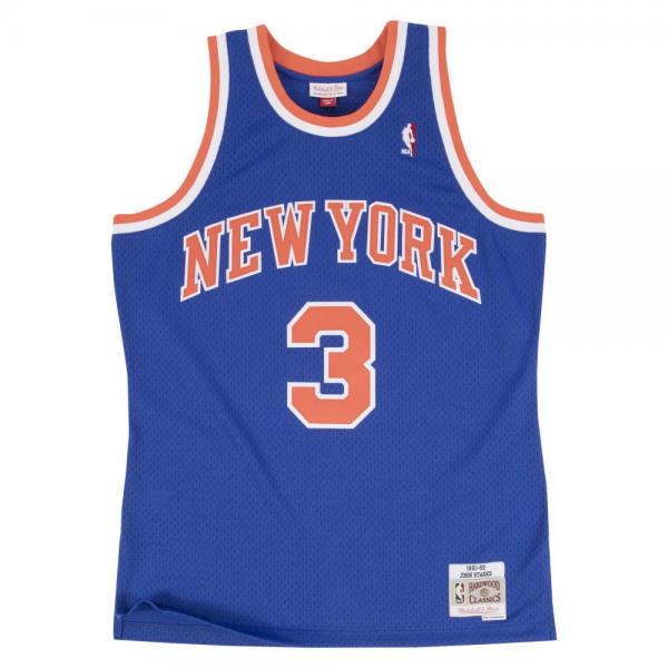 Swingman NBA John Starks New York Knicks Mitchell&Ness