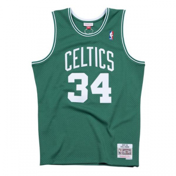 Swingman NBA Paul Pierce Boston Celtics Green Mitchell&Ness