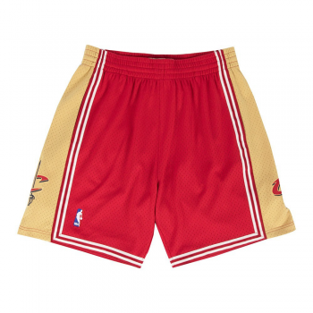 Short Swingman Cavs Mitchell & Ness Rouge