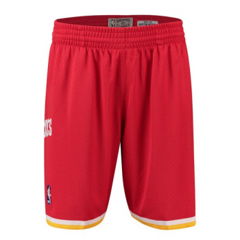 Short Swingman Houston Rockets Mitchell & Ness