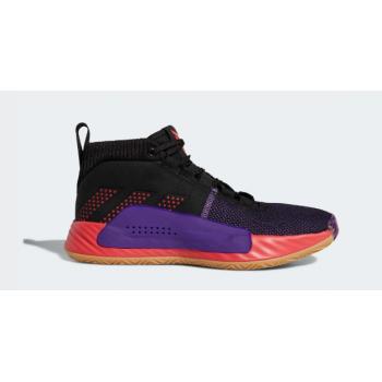 Adidas DAME 5 Noir/Violet