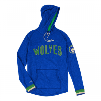 NBA Lightweight Hoody Minnesota Timberwolves Mitchell&Ness