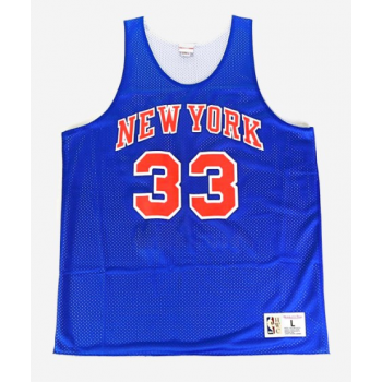 NBA Reversible Mesh Tank Top Patrick Ewing All Star 1991