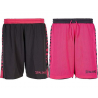 Spalding Essential Reversible Short 4her Anthracite/Rose