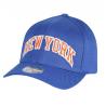 Casquette New York Knicks M&N Jersey logo Bleu