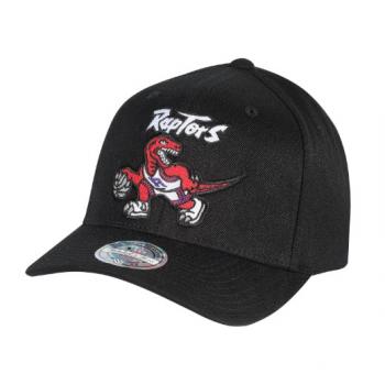 Casquette Toronto Raptors M&N Jersey logo Noir
