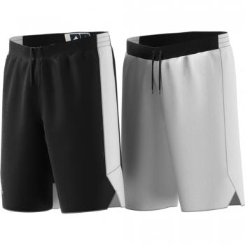 Adidas Short Réversible Crazy Explosive Enfant Noir/Blanc