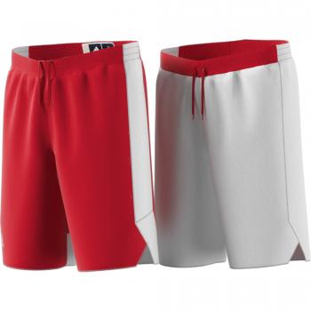 Adidas Short Réversible Crazy Explosive Enfant Rouge/Blanc