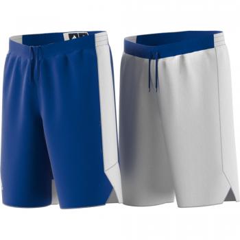 Adidas Short Réversible Crazy Explosive Enfant Bleu/Blanc
