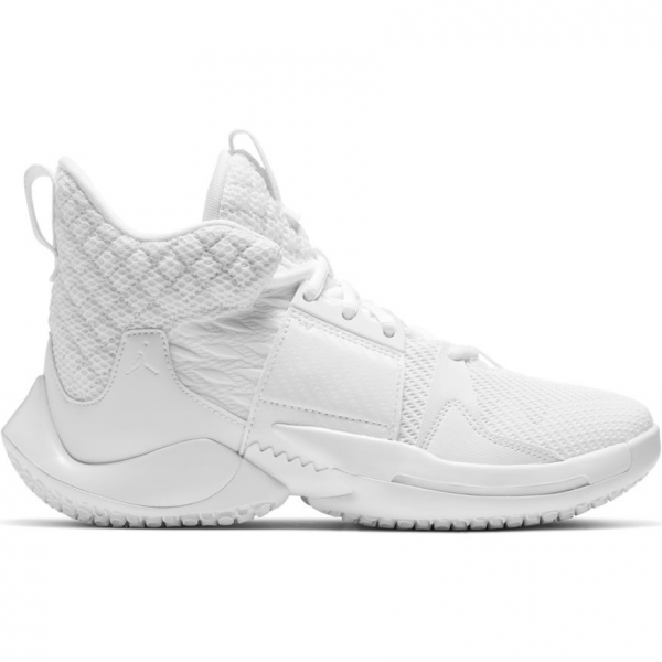 Jordan Why Not Zer0.2 (GS) Triple White
