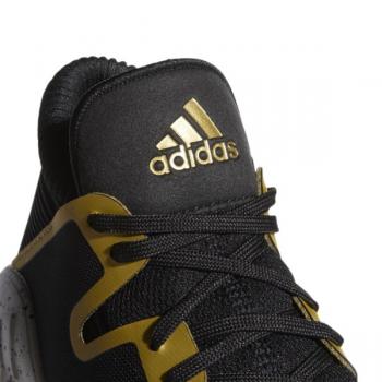 Adidas Pro Vision Enfant Noir/Or