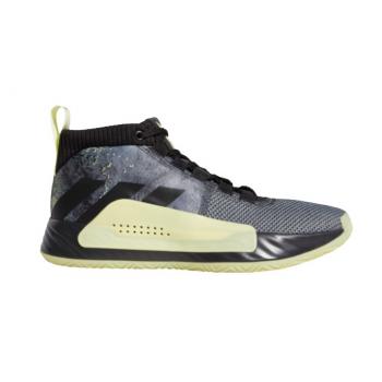 Adidas DAME 5 Gris/Jaune