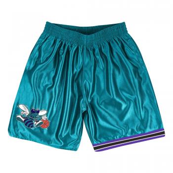 NBA Dazzle Shorts Charlotte Hornets Mitchell&Ness