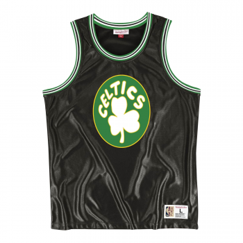 NBA Dazzle Tank Top Boston Celtics Mitchell&Ness