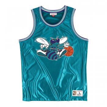 NBA Dazzle Tank Top Charlotte Hornets Mitchell&Ness