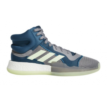 Adidas Marquee Boost Gris/Vert