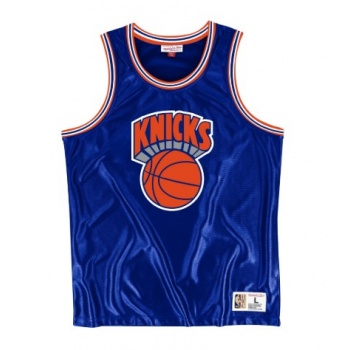 NBA Dazzle Tank Top New York Knicks Mitchell&Ness