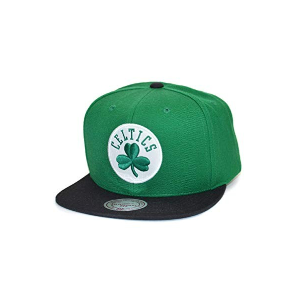 NBA SATIN FUSED SNAPBACK BOSTON CELTICS Mitchell&Ness