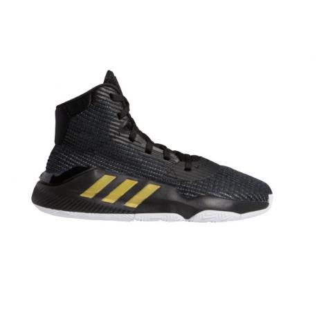 Adidas Pro Bounce 2019 Enfant Noir/Or