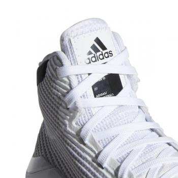 Adidas Pro Bounce 2019 Enfant Blanc