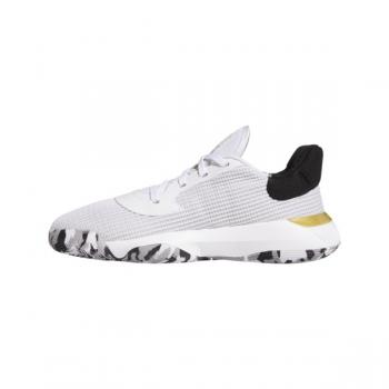 Adidas Pro Bounce 2019 Low Blanc
