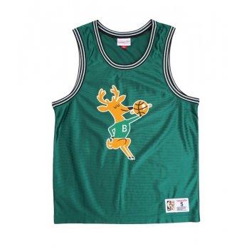 NBA Dazzle Tank Top Milwaukee Bucks Mitchell&Ness